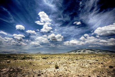 David Glick, 'Taos Sky'