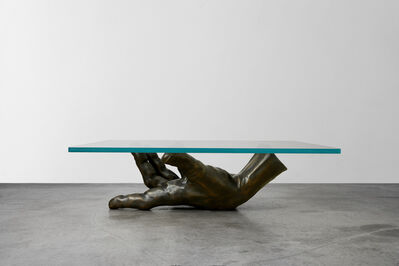 George Sellers, 'The Hand Table', 2020