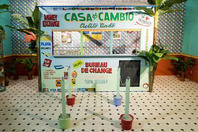 Sol Calero, 'Casa de Cambio', 2016