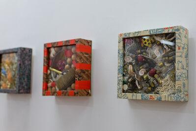Philip Kuznicki, 'Untitled Shadow Box Assemblages', 2019