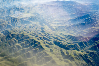 Barry Stone, 'California Overview on Descent into San Fransisco', 2015