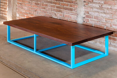 Andy Coolquitt, 'coffee table', 2015