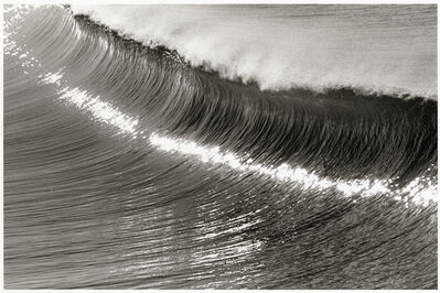 Anthony Friedkin, 'Sculpted Wave, Hermosa Beach, California, U.S.A.', 2005