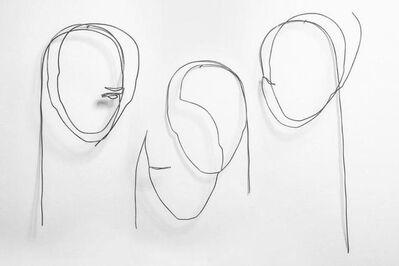 Jonidel Mendoza, 'Ecos del reflejo', 2016