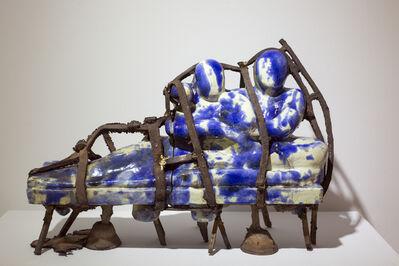 Xavier Mascaro, 'Pareja tumbada', 2017