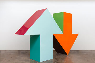 Tony Tasset, 'Arrow Sculpture', 2015