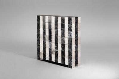 Mattia Bonetti, 'Cabinet, 'Stripe'', 2016