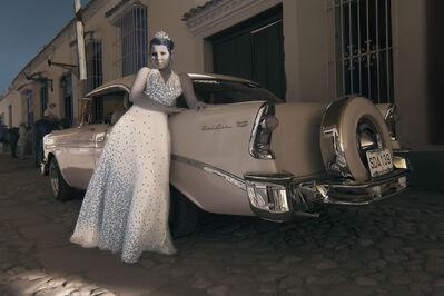 E.K. Waller, 'Formal Girl Car', 2013