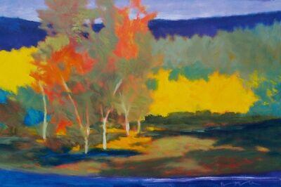 Marshall Noice, 'Big Blackfoot View'
