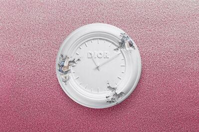 Daniel Arsham, 'Eroded Clock', 2020