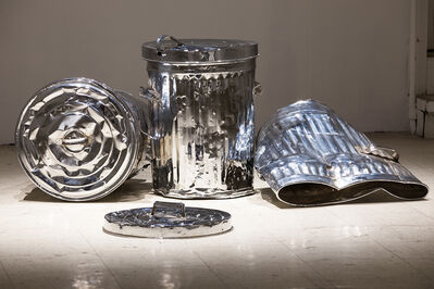 Zeke Moores, 'Trash Cans', 2005