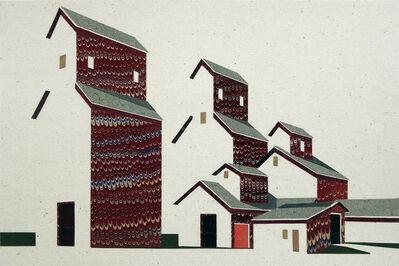 William Steiger, 'Wheat Pool (Thackeray)', 2013
