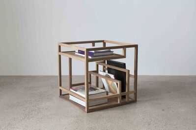 Hu fang, ''Home for Books'', 2017