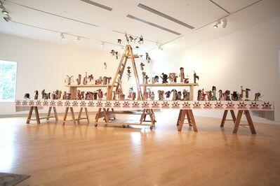 Brad Kahlhamer, 'Bowery Nation', 1985-2012