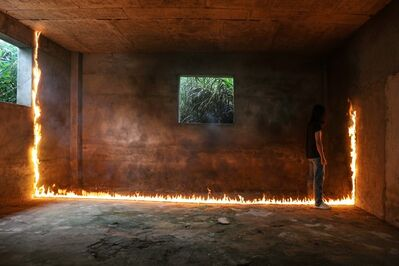 Li Binyuan 厲檳源, 'room 房间', 2019