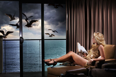 David Drebin, 'Wish I Could Fly', 2015