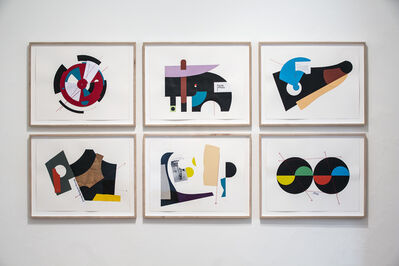 Mateo López, 'Theoretical Reconstructions of Imaginary Objects II', 2019