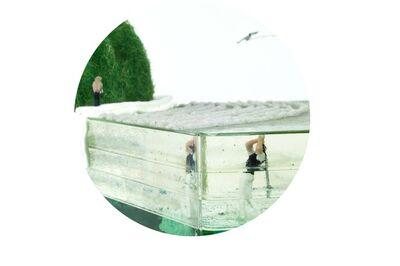 Tsu-Han Su, 'Zoom in - Fly Ball (Top)', 2014