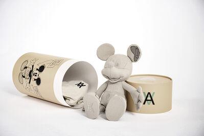 Daniel Arsham, 'Disney Collection by Daniel Arsham x APPortfolio, Mickey Mouse plush', 2019