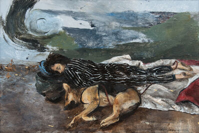 Miles Cleveland Goodwin, 'Homeless', 2017