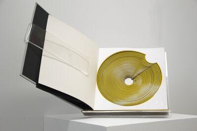 Seckin Pirim, 'Library Sculpture (Yellow and Black)', 2018