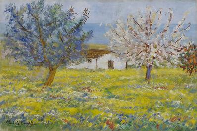 Michele Cascella, 'Risveglio Primaverile', 1983