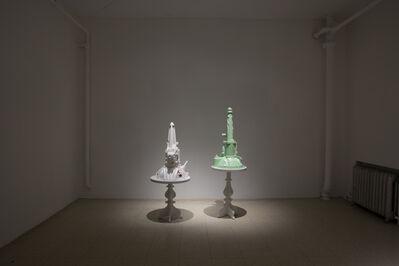 Clint Neufeld, 'Rosy Toploader', 2010