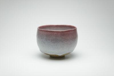 Shin Fujihira, 'Cinnabar Tea Bowl', 1993