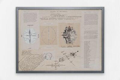 Anne and Patrick Poirier, 'Archive de l'architecte'