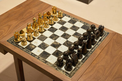 Man Ray, 'Chess Set', 1920-1962