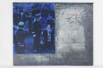Fabio Mauri, 'Tienanmen (Studenti)', 1992