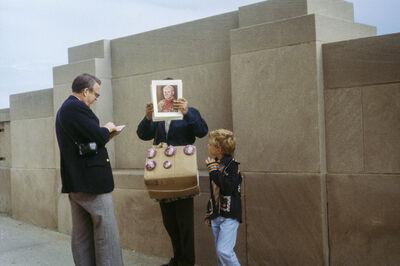Vivian Maier, 'Men with Boy (VM1979K05843-18-MC)', 1979