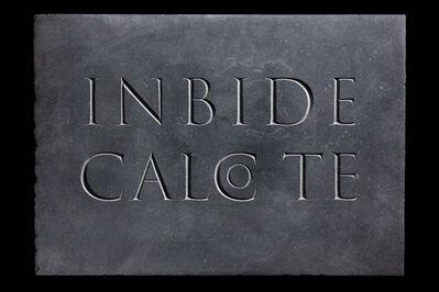 Athar Jaber, 'Inbide Calco Te Opus 18 nr.1', 2018