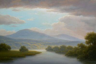 Jane Bloodgood-Abrams, 'Light Over the Berkshires', 2018