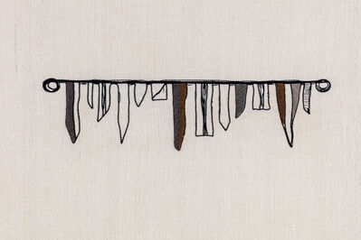 Carolina Mazzolari, 'Flag Landscape', 2020