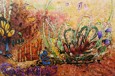 Jim Waid, 'Desert Chimes ', 2017