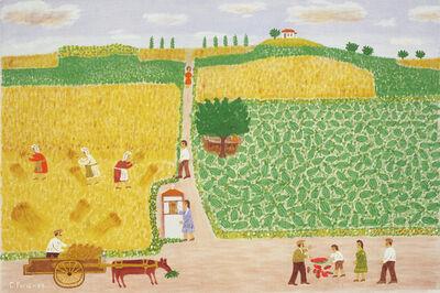 Giorgos Rigas, 'Summer Harvest', 1997