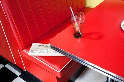 Matt Henry, 'Elvis Diner', 2009
