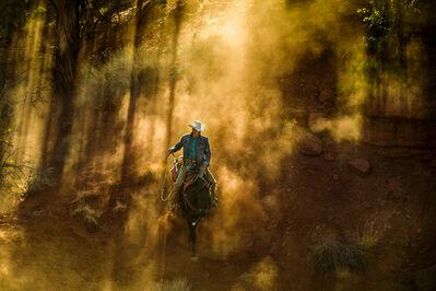 Jim Krantz, 'Epic Western No. 34', 2020