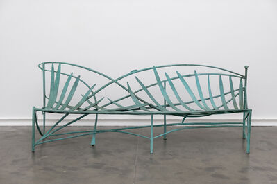 Claude Lalanne, 'Banc Williamsburg', 2010