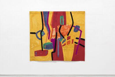 Etel Adnan, 'Matinée récréative', 1970 / 2015