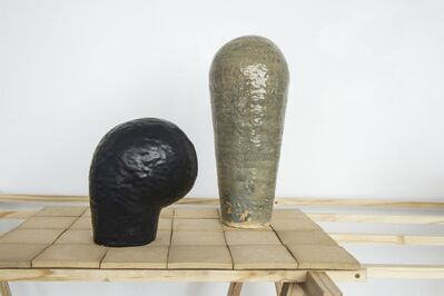 Jeanne Hoffman, '(L): Untitled 7 | (R): Untitled 8', 2018