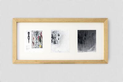 Cristobal Gracia, 'Ejercicio de copia, falsificación y restauración II', 2018