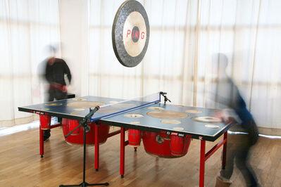 Huang Rui 黄锐, 'Musical Ping Pong Table', 2004