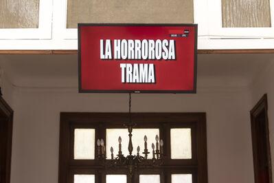 Joaquín Aras, 'Waiting room (Sala de espera)', 2020