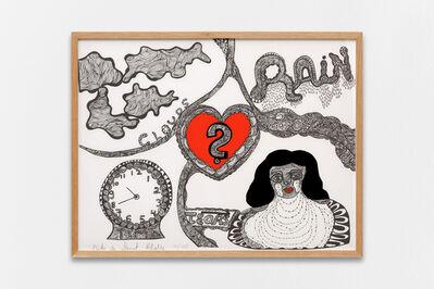 Niki de Saint Phalle, 'Rain', 1970