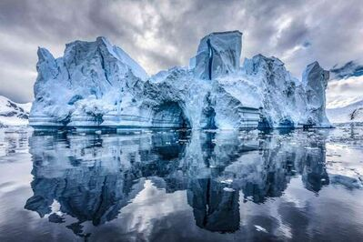 Paul Nicklen, 'Ephemeral Palace', 2012