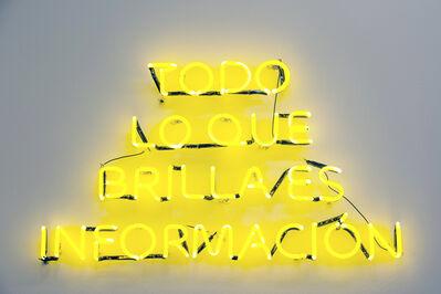Adriana Martinez, 'Todo lo que brilla', 2016