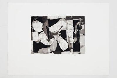 David Kelso, 'Snowflake', 2012