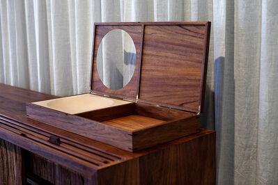 Jon Goulder, 'Broached Goulder Sewing Box', 2019